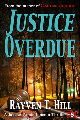 Justice Overdue: No. 5 in the Jake & Annie Lincoln mystery books series. → Private investigators Jake and Annie Lincoln make plans to take a break away from their hectic schedule and relax. The family's goal of a peaceful weekend spirals into chaos when an escaped convict creates havoc and threatens the lives of everyone around him.