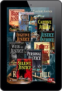 Load your Kindle with the Jake & Annie Lincoln mystery books series by Rayven T. Hill.